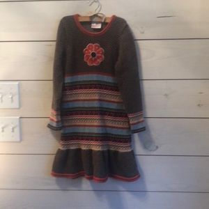 Hanna Andersson fall/winter sweater dress 6/7 120